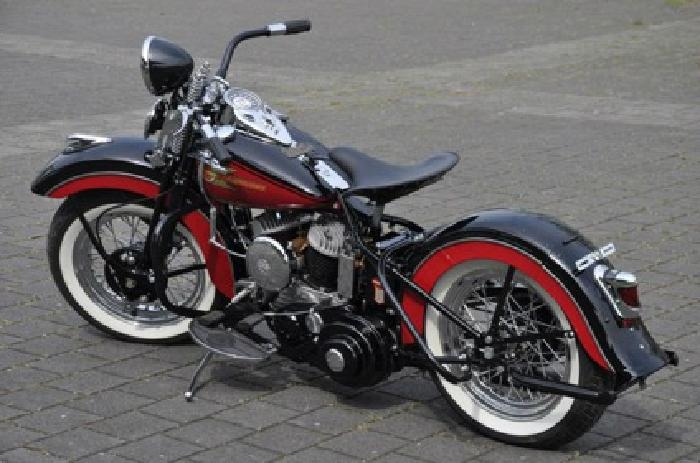 1942 Harley-Davidson WLA SOLO COLLECTION BIKE