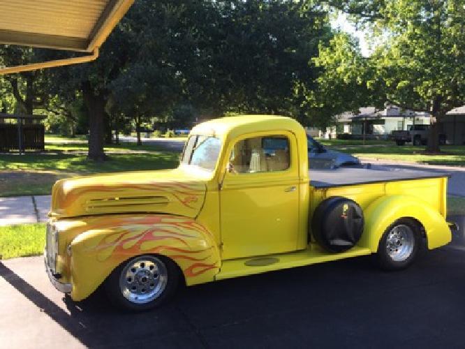 1946 ford truck street rod