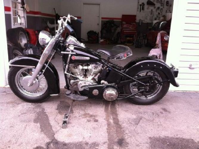 ...1949 Harley-Davidson PANHEAD