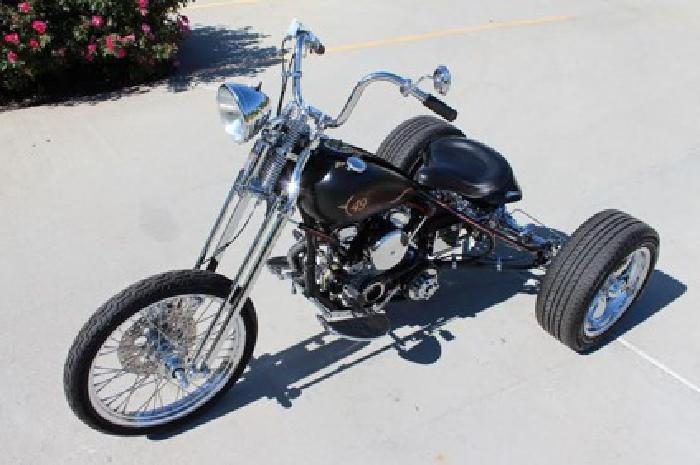 1949 harley davidson servi-car in new orleans, louisiana for sale