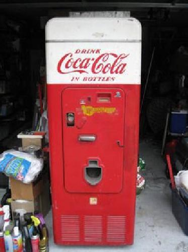 coke machine for sale houston