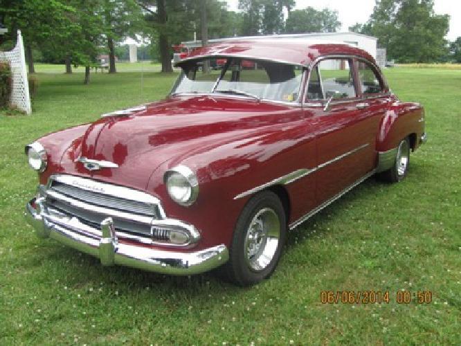 1951 Chevrolet Bel Air150210