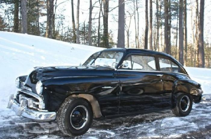 1951 Plymouth Concord P22 Fastback Coupe ?