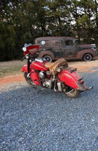 ....1953 INDIAN .chief