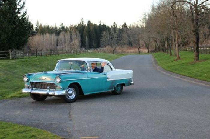 1955 Chevrolet Bel Air/150/210 - 2 Door Sport Coupe - Model 2454 ?