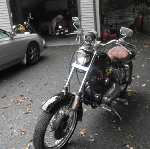 1958 Harley-Davidson SPORTSTER Sportster XLCH-A
