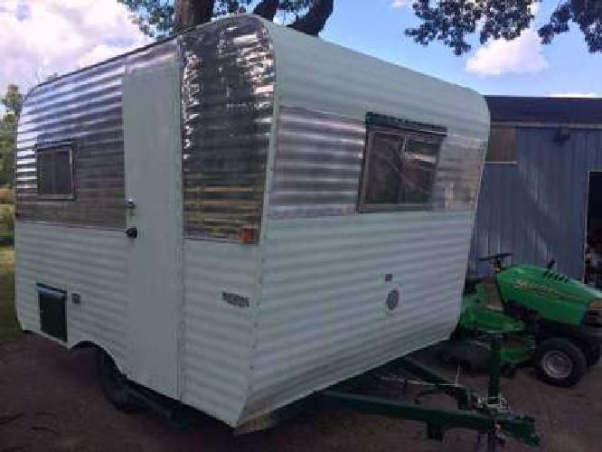 1959 Mar King Vintage Camper