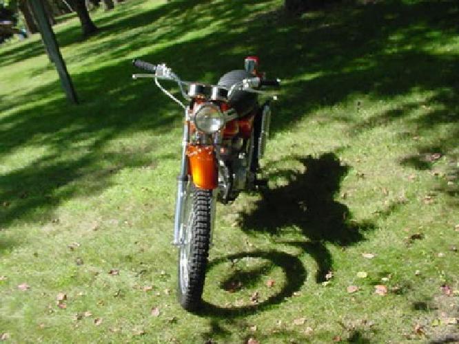 1970 Honda Sl 175 Sl175 Motorsport 350 Xl Cl Dual Sport Enduro Bike