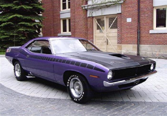 1970 Plymouth AAR ?Cuda 2 Door Hardtop