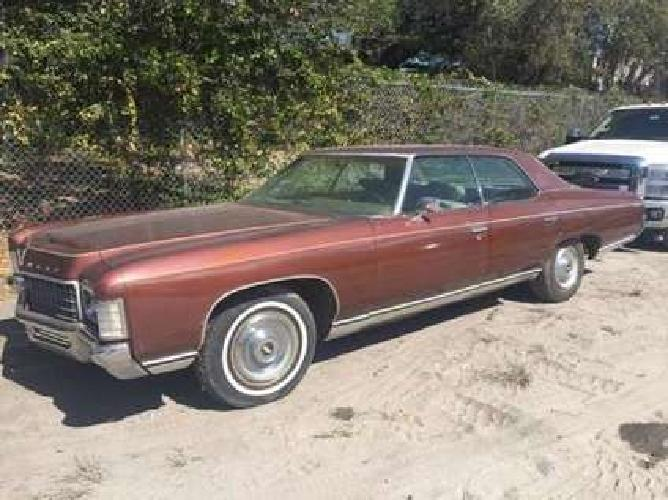 1971 Chevy Impala