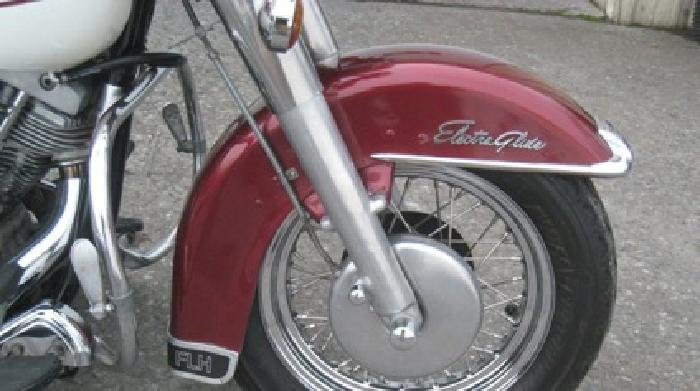 1971 Harley Davidson FLH Electra Glide