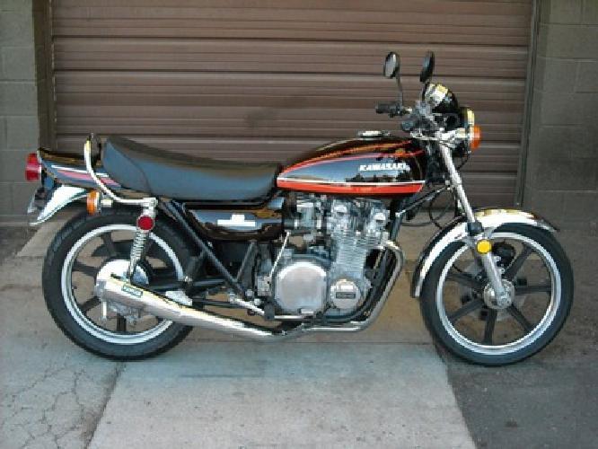 1974 KAWASAKI 900Z1A matching