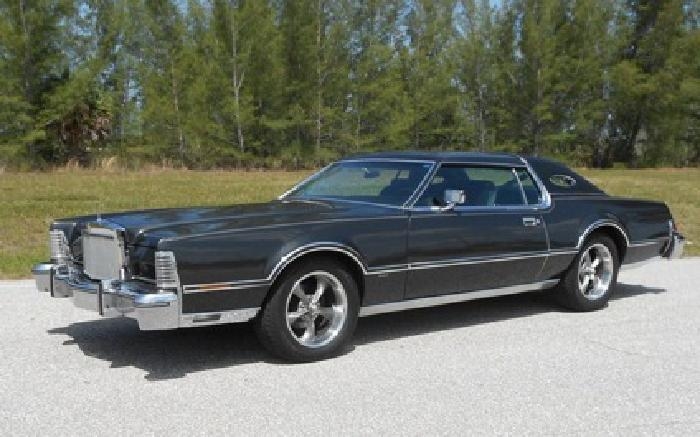 1976 Custom Lincoln Mark Iv