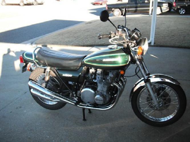 1976 *Kawasaki* ~Kz~ 900