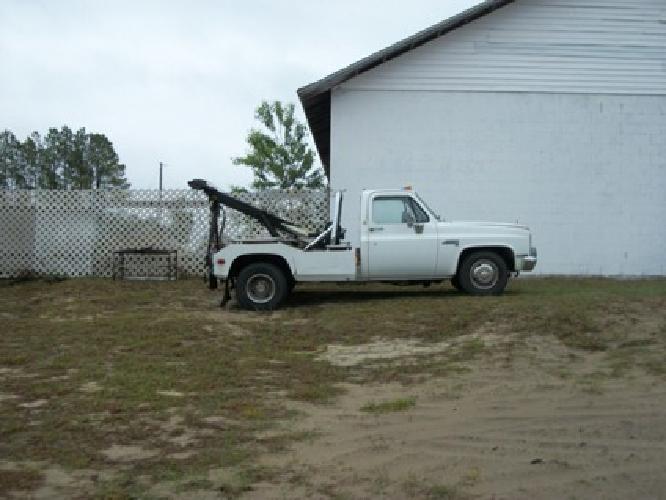 1977 Chevy C-65 Wrecker / Tow Truck for sale in Homosassa