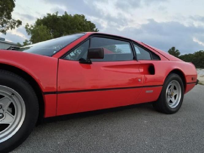 1982 Ferrari 308GTBI Rare Berlinetta