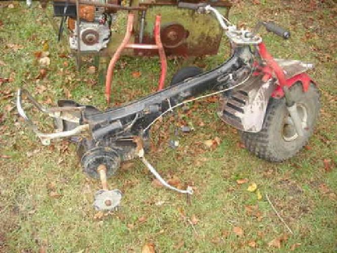 1983 U0026 85 Honda Atc 110 3 Wheeler Parts