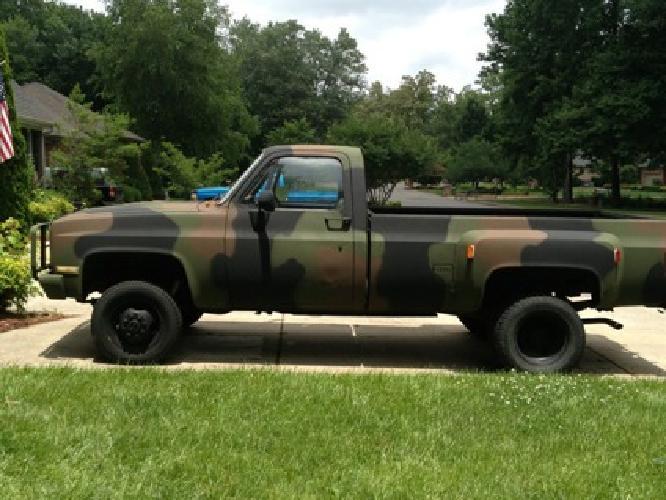 1985 chevy k30 CUCV for sale in Murray, Kentucky Classified