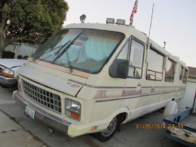 Innovative 1988 Winnebago Itasca For Sale In Los Angeles California