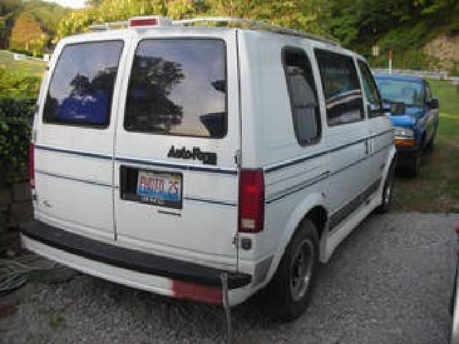 1989 GMC Safari Conversion Van