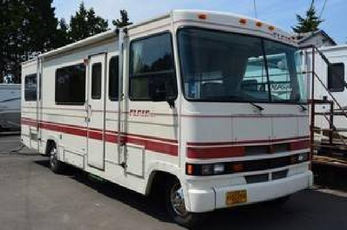 1990 Fleetwood Flair 26 Motorhome Low Miles For Sale In