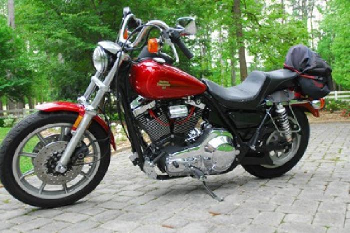 1990 Harley-Davidson Low Rider