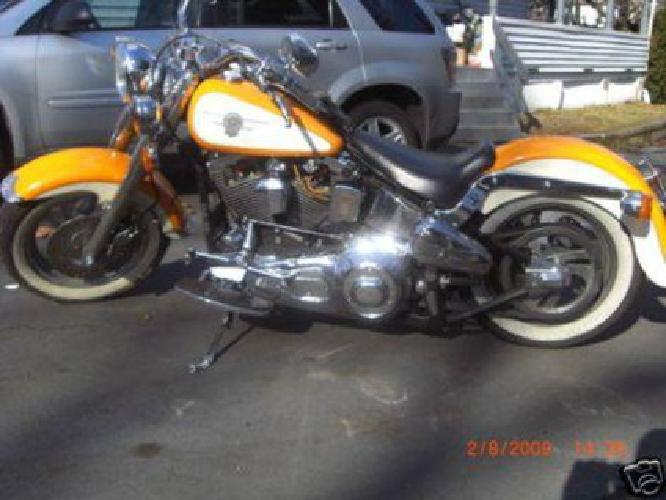 Harley-Davidson Motorcycles Fat Boy