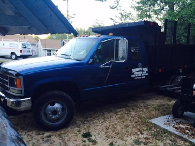 1993 Chevy Cheyenne 3500 extended cab