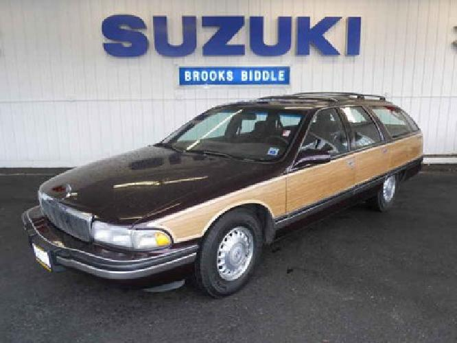 1996 buick roadmaster estate for sale in bothell washington classified. Black Bedroom Furniture Sets. Home Design Ideas