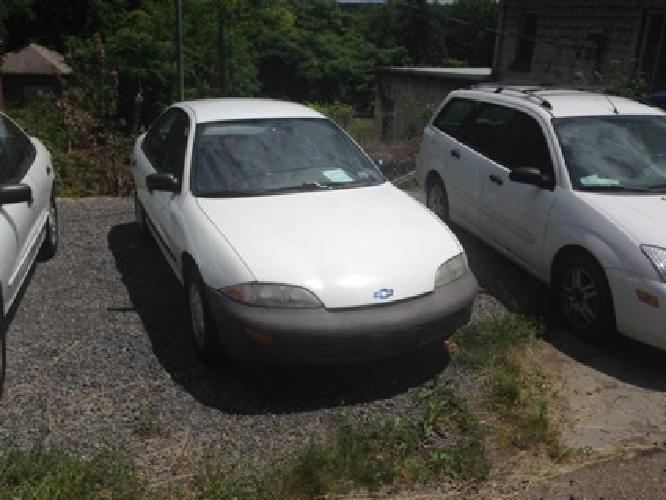 1996 Chevy Cavalier Sedan-Southern Car