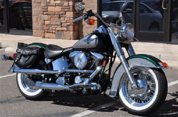 1996 Harley-Davidson FLSTN Heritage Nostalgia Worldwide Free Shipping