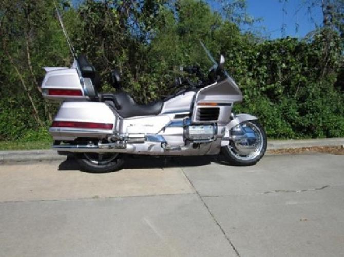 1998 Honda Gold Wing 1520cc Worldwide Free Delivery