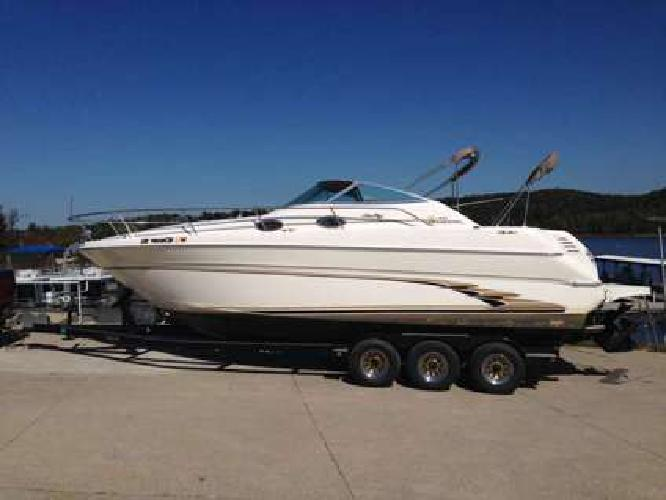 1998 SeaRay Sundancer 270