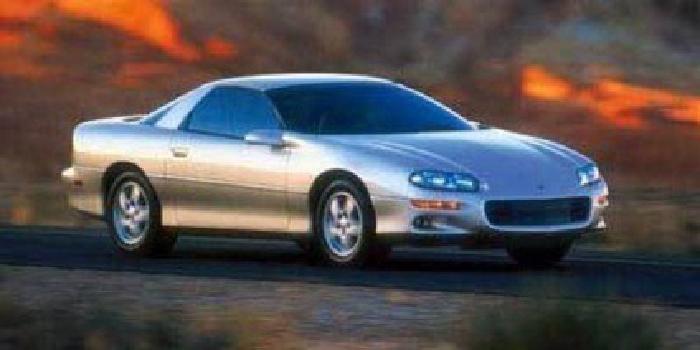 1999 Chevrolet Camaro Coupe 2D