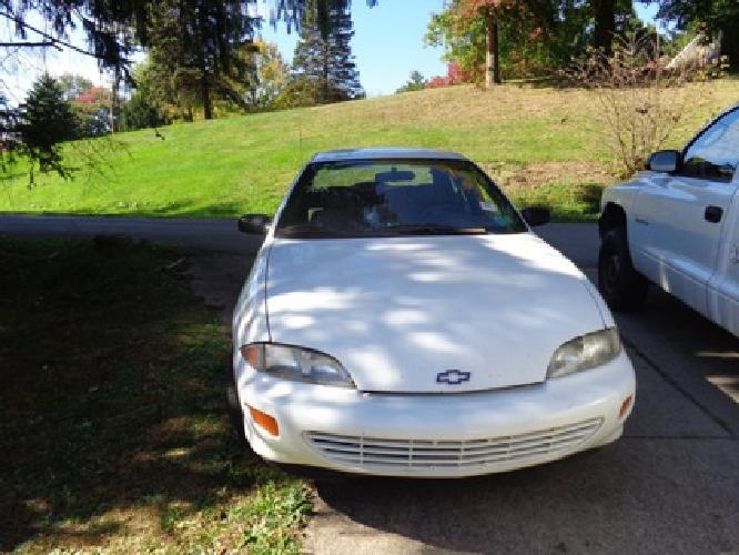 1999 Chevy Cavalier Sedan- Southern Car