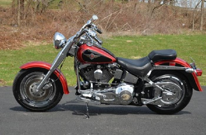 New Softail Motorcycles For Sale Minneapolis Mn >> 1999 Evolution Harley Davidson Softail Fatboy for sale in Minneapolis, Minnesota Classified ...