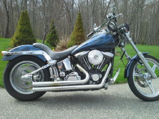 1999 Harley Davidson Custom Softail FXST