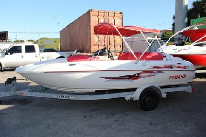 1999 Yamaha Exciter Jet Boat- 1200 cc Engine - 135 hp - 7 ...