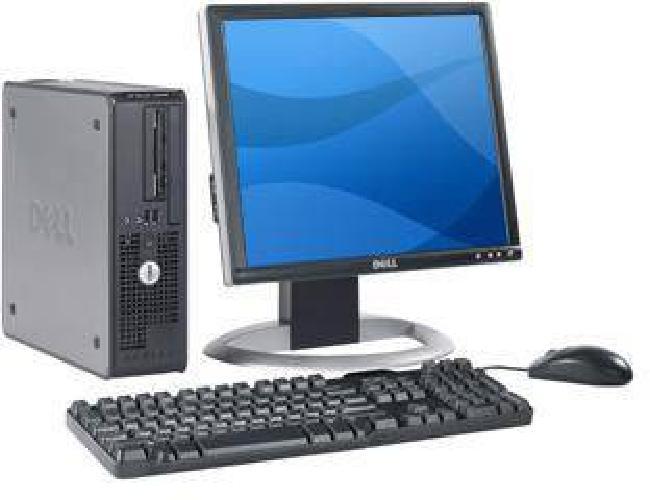 $199 Complete Dell Optiplex 755 PC + 17