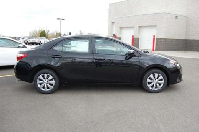 $19,414 2014 Toyota Corolla 4dr Sdn CVT LE
