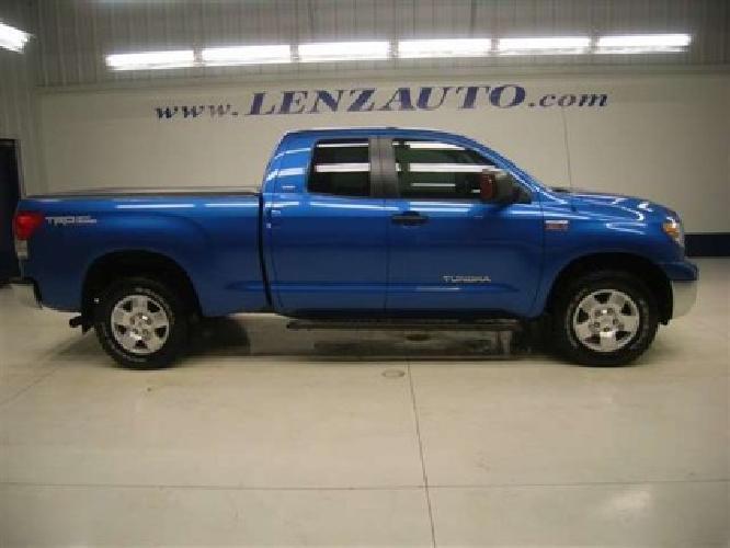 19 497 2008 Toyota Tundra Double Short Sr5 Trd Reverse