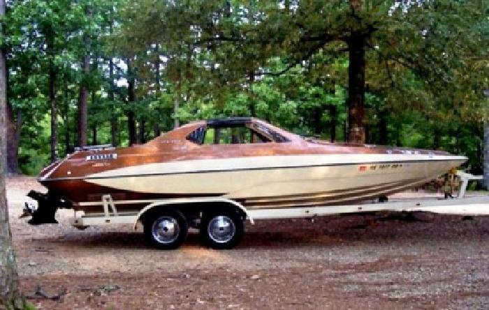 $19,500 1981 Glastron/... Real Scimitar