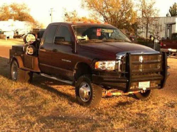 Dodge Welding Trucks