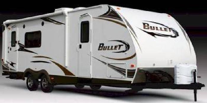 19 500 2010 Keystone Bullet 30ft Travel Trailer For Sale