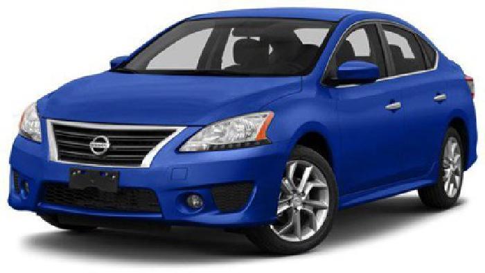 19 650 2013 Nissan Sentra Sr For Sale In Los Angeles