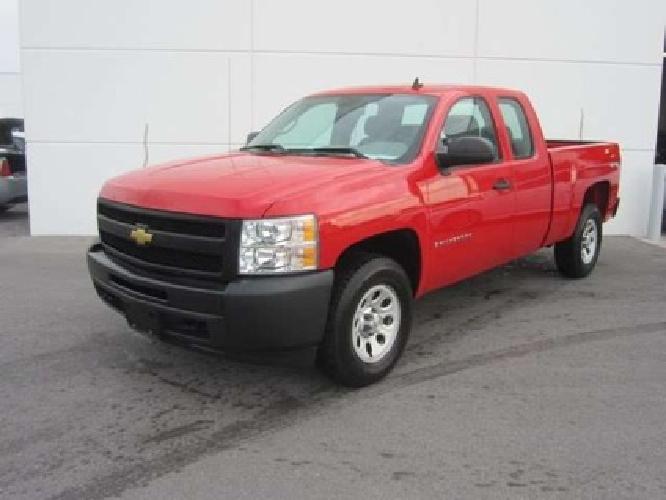 Chevrolet Silverado 1500 Work Truck in Des Moines, Iowa For Sale