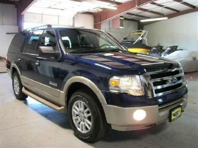 $19,809 2007 Ford Expedition Eddie Bauer 4WD