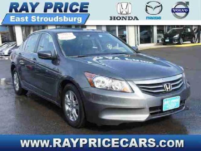 $19,900 2012 Honda Accord Sdn SE