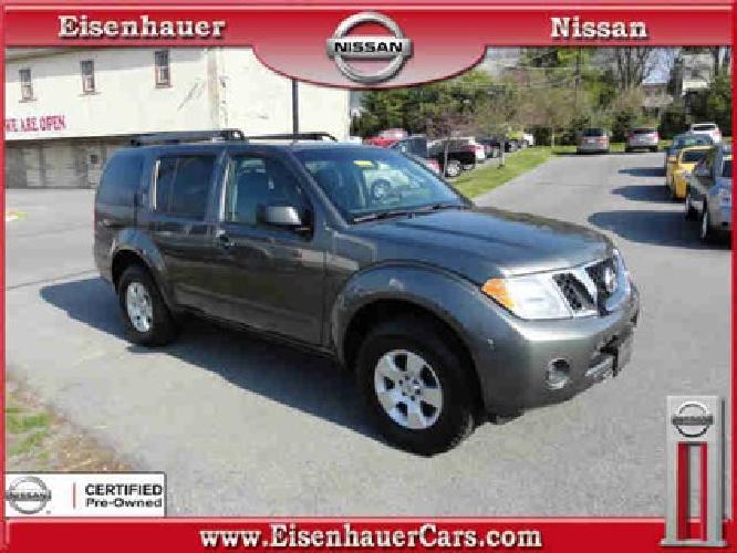 $19,990 2008 Nissan Pathfinder S