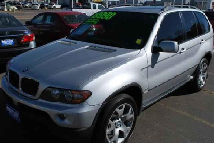 $19,990 Used 2006 BMW X5 for sale.
